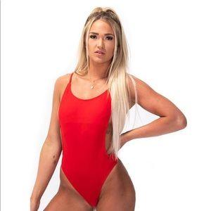 Sunny Co. Pamela One-Piece Swimsuit